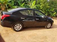 A NEATLY USED 2014 NISSAN ALMERA FOR SALE