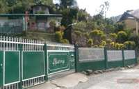 Beautiful Baguio House & Lot For Sale overlooking Mt. Cabuyao Radar Station. Semi-Furnished
