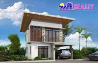 WOODWAY TOWNHOMES - FOR SALE 3 BR REAR ATTACHED IN TALISAY, CEBU