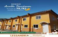 Affordable Townhouse with 2 bedrooms thru Pag-Ibig
