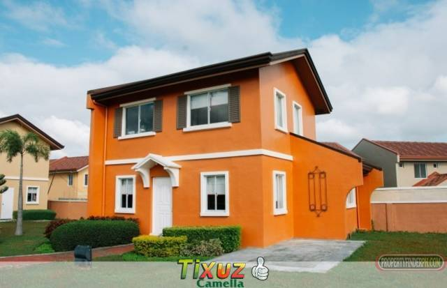 ELLA BUILT TO SELL 5 BEDROOMS HOUSE AND LOT SINGLE DETACHED