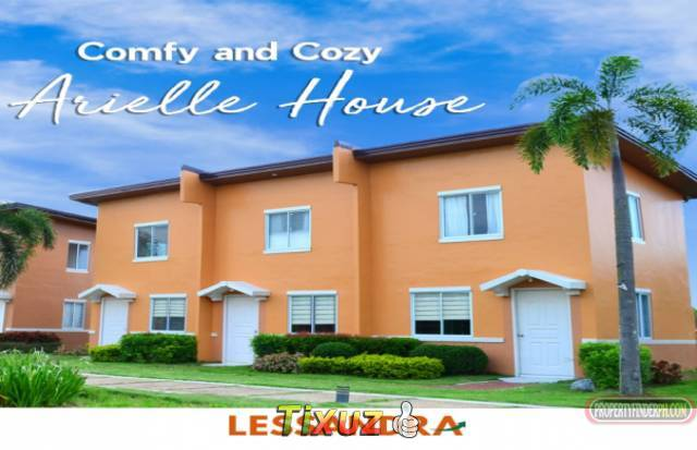 Affordable 2-Storey Townhouse in San Ildefonso, Bulacan