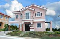 Caterina Model House and lot for sale in Verona Silang Cavite