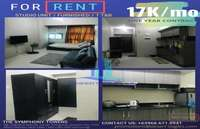 Furnished Unit | The Symphony Towers by Vista Residences | ( Near GMA/ ABS CBN