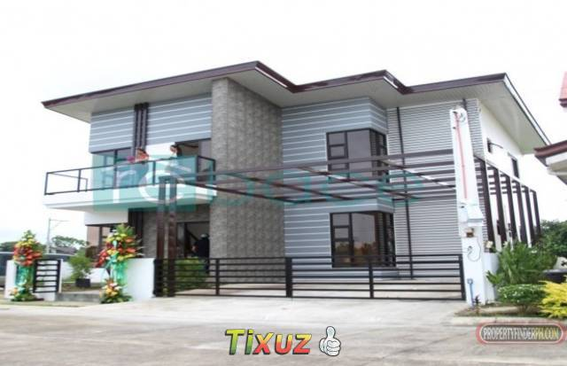 4Bedroom Accessible Single Detached House and Lot near Tanauan City Exit