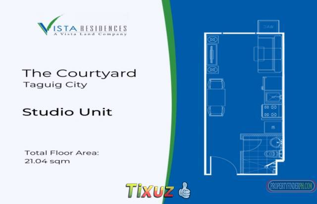 Preselling in Taguig – Condo Unit – 15 minutes to BGC