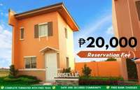 Affordable House and Lot in Malvar