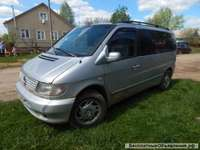 Mercedes-Benz/Vito/2001 (W638) /112 CDI 2.1 AT (122 л.с.)