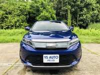 Toyota Harrier 2.0A Turbo G Panoramic