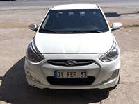 Hyundai Accent Blue 1.6 CRDI Mode