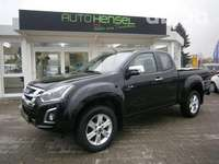 Isuzu D-Max 2.5 AT (163 л.с.) Air 2017