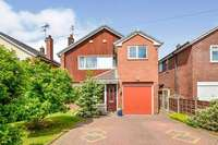 4 bedroom detached house for sale in Lyndhurst Avenue, Hazel Grove, Stockport, Cheshire, SK7
