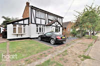 3 bedroom detached house for sale in Heeswyk Road, Canvey Island, SS8