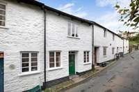 3 bedroom cottage for sale in Silver Street, Buckfastleigh, TQ11