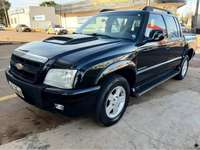 CHEVROLET S-10 2.4 ADVANTAGE CD 8V FLEX 4P MANUAL