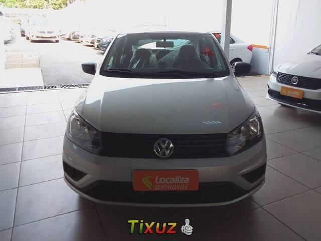 VOLKSWAGEN GOL 1.0 12V FLEX 4P MANUAL