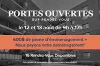 Appartements Lanthier Royal Apartments for Rent - 321 Av Lanthier, Pointe-Claire, QC H9S 5K6 with 2