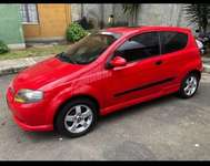 Aveo GT limited 2007