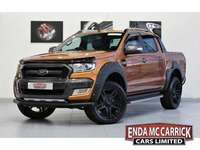 2019 Ford Ranger Wildtrak 3.2TDCi 200PS AUTOMATIC