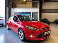 2013 Ford Focus ****1.0 ECOBOOST 5 DR FINANCE ARRANGED****TRADE INS WELCOME****WARRANTY ALSO INCLUDE