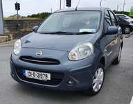 2013 Nissan Micra 1.2 PEARL 4DR