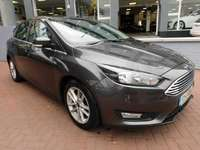2017 Ford Focus ZETEC TDCI // IMMACULATE CONDITION TROUGHOUT // WELL WORTH VIEWING // NAAS ROAD AUTO