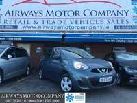2016 Nissan Micra VISIA 5DR WITH PHONE SYSTEM & ONLY 32K MILES