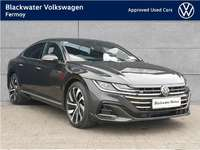 2021 Volkswagen ARTEON Oct 21 ARTEON 2.0TDI R-LINE AUTOMATIC 150HP WITH TECHNOLOGY UPGRADE