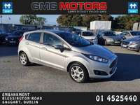 2015 Ford Fiesta ZETEC 1.5 75PS M5 4DR 5DR NCT 12/23