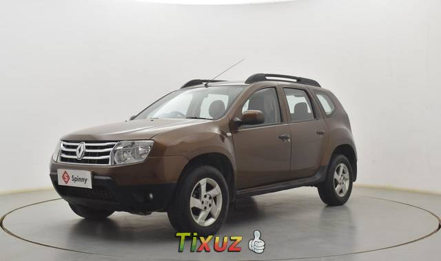 2014 Renault Duster 85 PS RxL (Opt)