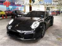 2013 Porsche 911 CARRERA 3.8 Turbo S Coupe - NEGOTIABLE -
