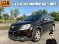 2013 Chevrolet Orlando 1.8 LT MPV CAR KING ONE OWNER