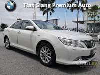 2012 Toyota Camry 2.0 G (A) PREMIUM SELECTION