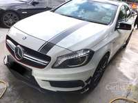 Mercedes-Benz A45 AMG 2.0 4MATIC Edition 1 47k km Used 2014