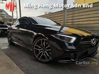 2019 Mercedes-Benz CLS53 AMG 3.0 Edition 1 Coupe