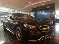 2018 Mercedes-Benz S63 AMG 5.5 Coupe