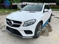 2016 Mercedes-Benz GLE350 3.0 d AMG Coupe (MALAYSIA DAY SALES OFFER / CHEAPEST IN TOWN) JAPAN SPEC /