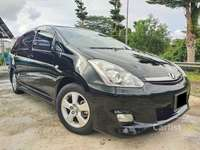 2008/2011 Toyota Wish 1.8 (A) Full High Spec - BEST DEAL -