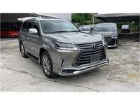 2018 Lexus LX570 5.7 SUV , ORIGINAL MILEAGE , AUCTION PAPER , JAPAN SPEC , 360 CAMERA , BROWN INTERI