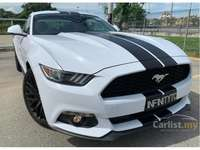 [UNREG] 2018 Ford Mustang 2.3 EcoBoost Coupe