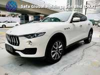 2017 Maserati Levante 3.0 D SUV (NEW YEAR SALES /CHEAPEST PRICE IN TOWN) BLACK INTERIOR /LUXURY PACK