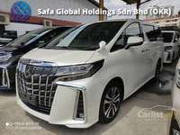 2019 Toyota Alphard 2.5 SC SUNROOF LOW MILEAGE LIKE NEW CAR CONDITION UNREG19