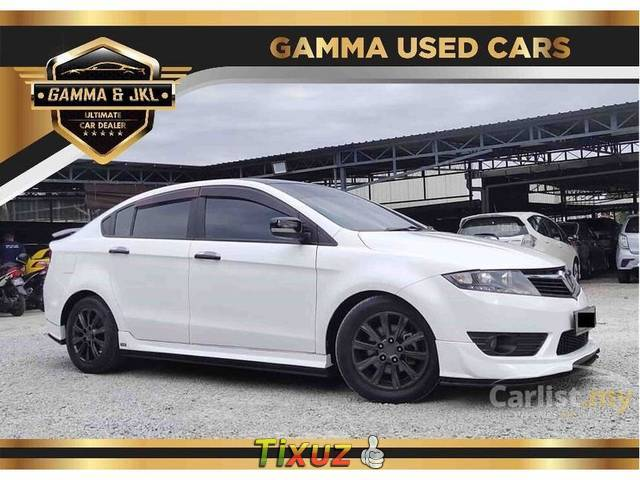 2015 Proton Preve 1.6 CFE (A) ANDROID + 2 YEARS WARRANTY/ 10 AIRBAGS/ FOC DELIVERY