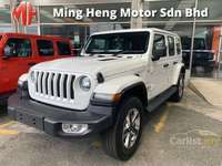 2019 Jeep Wrangler 2.0 Unlimited Sahara SUV # CHEAPEST