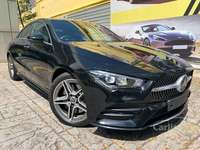 2019 MERCEDES BENZ CLA220 AMG PREMIUM , 9K MILEAGE WITH DYNAMIC SELECT