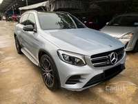 2018 YEAR MADE Mercedes-Benz GLC250 2.0 MATIC AMG SUV , 12K KM SERVICE RECORD UNDER WARRANTY