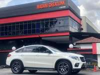 2017 Mercedes-Benz GLE43 3.0 AMG Coupe NEW ARRIVAL