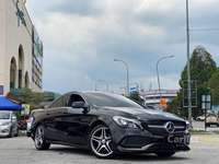 2016/2019 Mercedes-Benz CLA180 1.6 AMG Wagon