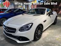 2019 Mercedes-Benz SLC180 1.6 AMG Convertible - RECON -
