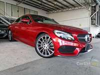 2016 Mercedes-Benz C180 1.6 AMG Sports Plus Coupe NEGO